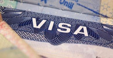 visa diplomática