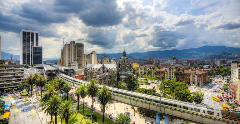 Viajar a Colombia desde República Dominicana